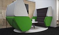 Комплект диванов Shell Зеленый