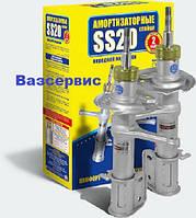 Стойки и амортизаторы SS20 ваз 2170,2171,2172 Приора