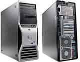 Игровой Dell Precision t3500 4(8) ядра Intel Xeon W3530 3.06, 12 ГБ DDR3, 1000 ГБ HDD, HD 7570 1 GB DDR5, фото 3