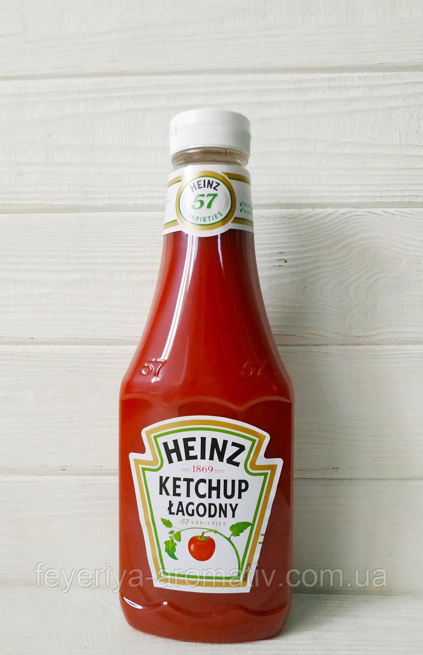 Кетчуп HEINZ Ketchup lagodny 1000г (Польша)