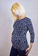 Кофта туника для беременных 42