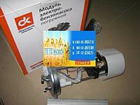 Модуль электробензонасоса ГАЗЕЛЬ,СОБОЛЬ погружной ДВС-4062,405 защелка 505.1139010-01
