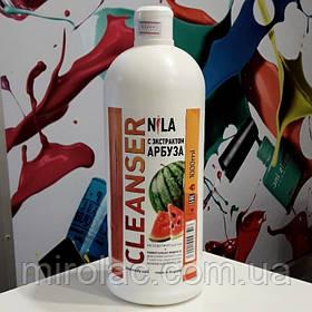 Nila Cleanser для снятия липкого слоя, арбуз, 1000 мл