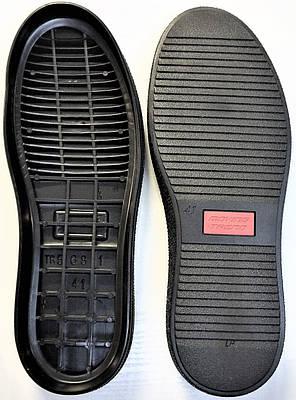 Подошва для обуви мужская 5681 р.40-45, фото 2