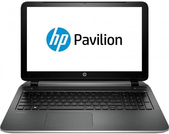 """Ноутбук HP Pavilion 15-au006ur 15.6""""FHD/Intel i3-6100U/8/1000/NVD940-2/DVD/W10/Black, фото 2"""