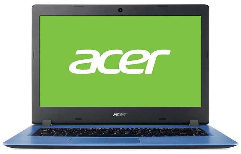 Ноутбук Acer Aspire 1 A114-32 14 AG/Intel Cel N4000/4/64F/int/Lin/Blue