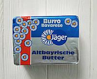 Масло сливочное Burro Bavarese Jager 250g Германия
