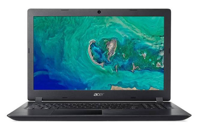 Ноутбук Acer Aspire 3 A315-32 15.6HD AG/Intel Cel N4000/4/1000/int/Lin/Black, фото 2