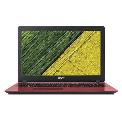Ноутбук Acer Aspire 3 A315-54 15.6FHD/Intel i3-8145U/8/1000/int/Lin/Red, фото 2