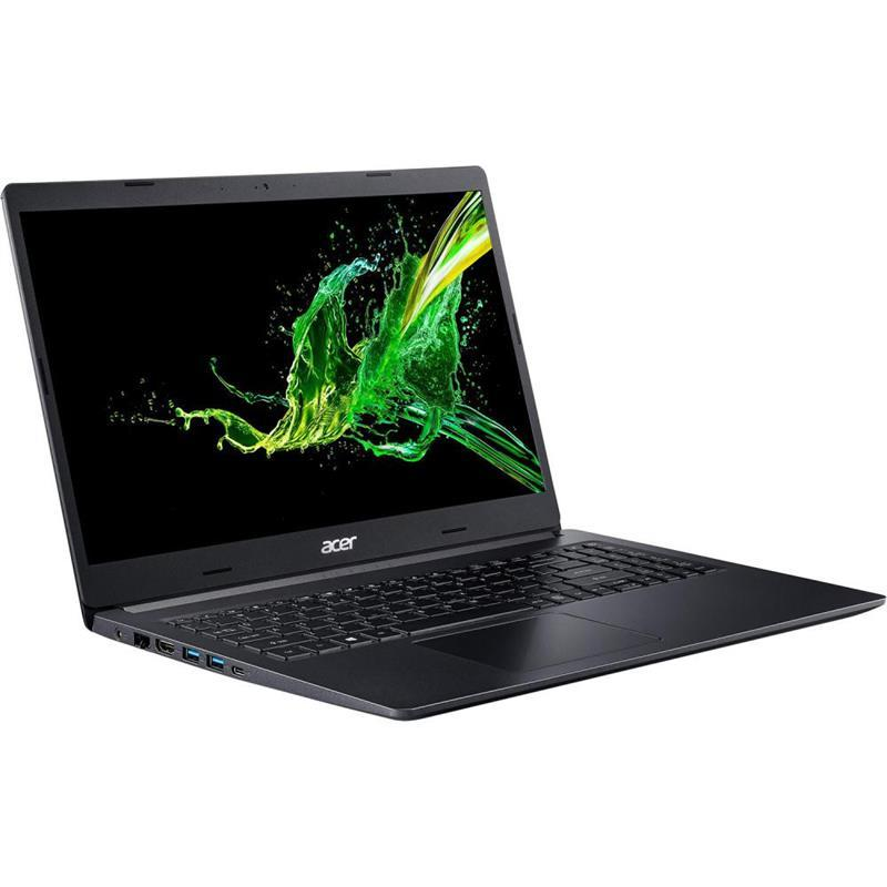 Ноутбук Acer Aspire 5 A515-54G 15.6FHD IPS/Intel i5-8265U/8/2000/NVD250-2/Lin/Black