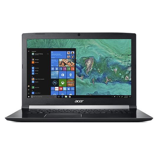 Ноутбук Acer Aspire 7 A717-72G 17.3FHD IPS/Intel i5-8300H/8/256F/NVD1050-4/Lin