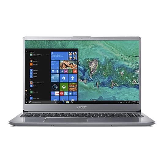 Ноутбук Acer Swift 3 SF315-52 15.6FHD IPS/Intel i3-8130U/8/256F/int/Lin/Silver