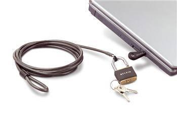 Замок безпеки для ноутбука Belkin Notebook Security Lock SCISSOR, фото 2