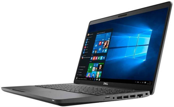Ноутбук Dell Latitude 5500 15.6FHD AG/Intel i7-8665U/16/256F/int/W10P, фото 2