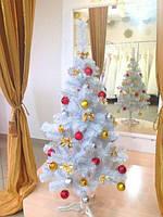 Искусственная елка Белая пвх 120см