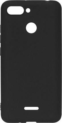 Силикон Xiaomi Redmi6 black SMTT, фото 2