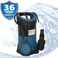 Насос погружной дренажный для чистой воды 6.5 м, 7.2 м3/ч Латвия VITALS AQUA DT 307s