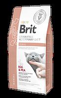 Сухой корм Brit GF VetDiets Cat Renal 23/19 (для кошек с нарушением функции почек), 0.4 кг