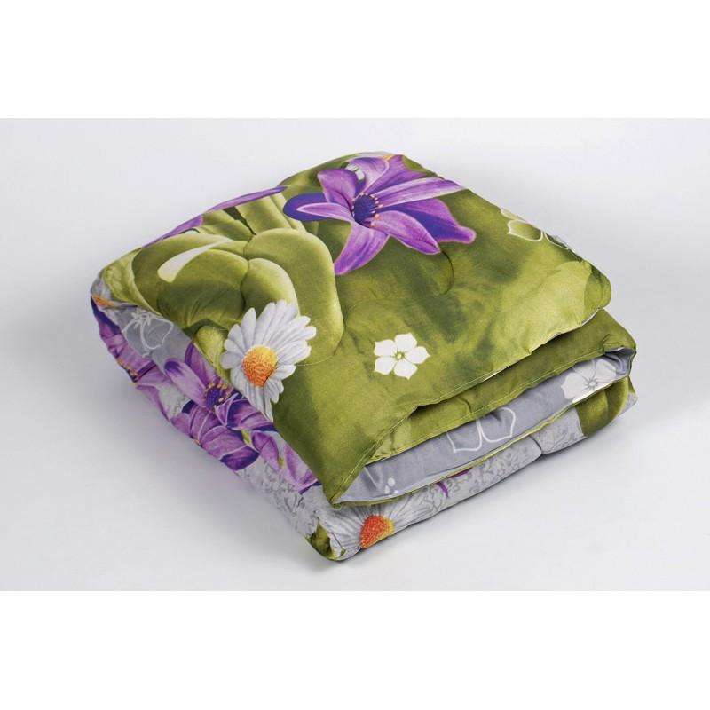 Одеяло Iris Home - Life Collection Flowers 140*205 полуторное