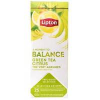 Lipton Green Tea Citrus (Цитрус) 25 шт