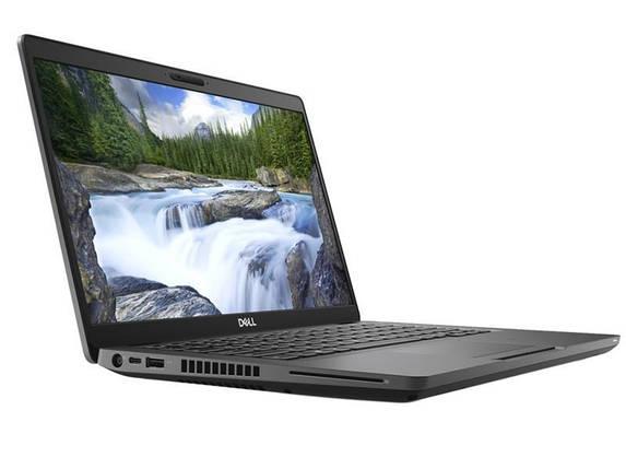Ноутбук Dell Latitude 5501 15.6FHD AG/Intel i7-9850H/8/256F/NVD150-2/W10P, фото 2
