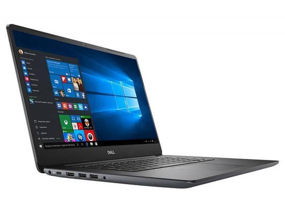 Ноутбук Dell Vostro 5581 15.6FHD AG/Intel i5-8265U/8/256F/int/Lin/Gray, фото 2