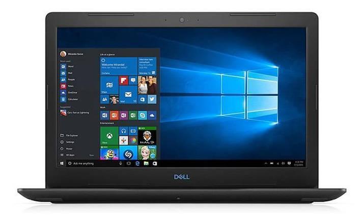 Ноутбук Dell G3 3579 15.6FHD IPS/Intel i7-8750H/16/512F/NVD1050Ti-4/Lin, фото 2
