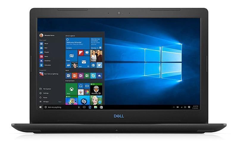 Ноутбук Dell G3 3579 15.6FHD IPS/Intel i7-8750H/8/1000+128F/NVD1050Ti-4/W10