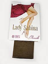 Колготки капроновые Ledy Sabina CLASSIK 40 DEN