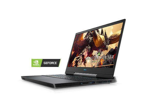 Ноутбук Dell G5 5590 15.6FHD IPS/Intel i7-8750H/8/1000+256F/NVD1050Ti-4/W10, фото 2