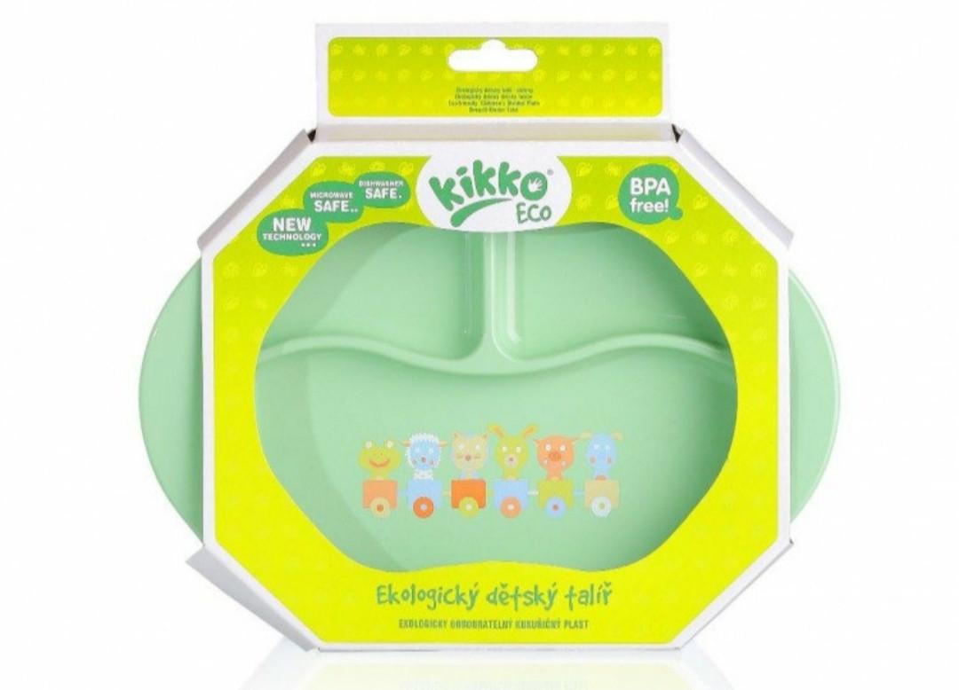 Тарелка детская порционная XKKO ЕСО