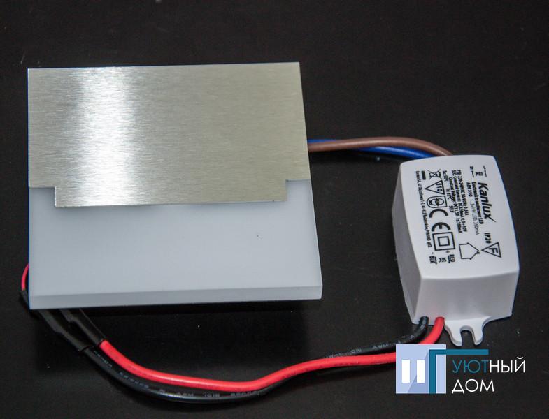 Встраиваемый светильник Kanlux Sabik LED AC-CW (23803)