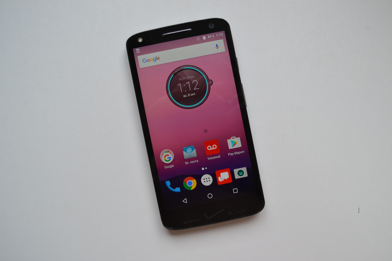 Motorola Droid Turbo 2 Black Leather XT1585 32Gb Оригинал!