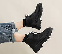 Женские зимние ботинки (с мехом)
