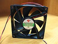 Вентилятор охлаждения сварочного аппарата 92х92х25 мм 24V 0,3А провод