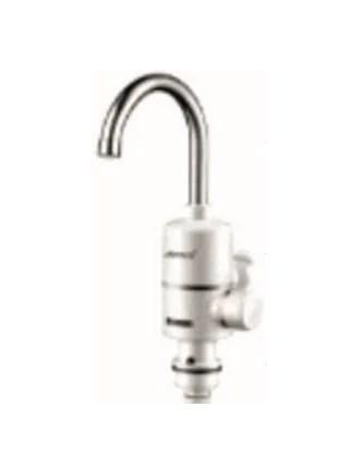 Электрический водонагреватель Solone EC-301 однорычажный с коротким изливом цвет ,t,смеситель Солоне