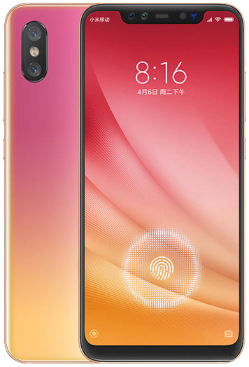 Смартфон Xiaomi Redmi Note 8 Pro 6/128Gb Orange