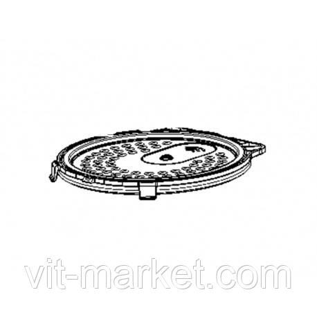 Оригінал. Проміжна кришка-рефлектор з ущільненням для мультиварки Moulinex, Tefal код SS-995219