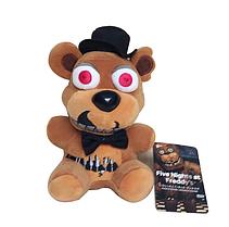 Оригинальная плюшевая игрушка 22 см. Кошмарный Фредди,  5 ночей с Фредди Фнаф