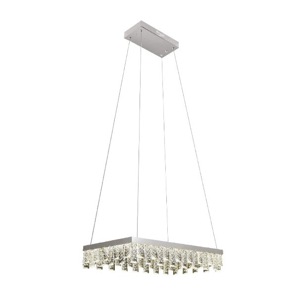 "Люстра LED ""NIRVANA-40"" 40W 4000K (хром)"