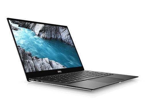 Ноутбук Dell XPS 13 (9380) 13.3UHD Touch/Intel i7-8565U/16/512F/int/W10P/Silver