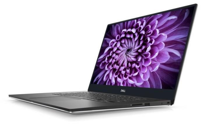 Ноутбук Dell XPS 15 (7590) 15.6UHD Oled/Intel i7-9750H/16/512F/NVD1650-4/W10/Silver