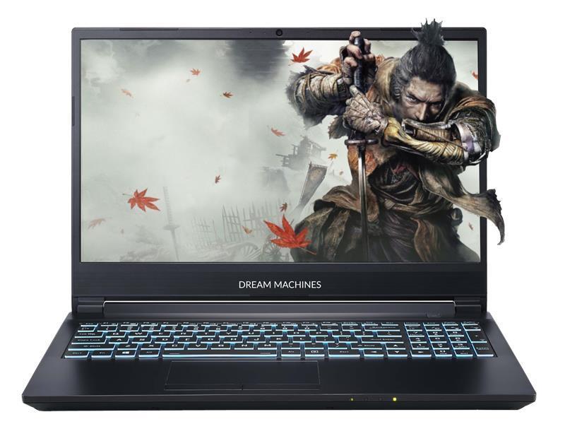 Ноутбук Dream Machines G1650-15 15.6FHD IPS AG/Intel i5-9300H/16/480F/NVD1650-4/DOS