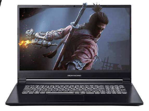 Ноутбук Dream Machines G1650-17 17.3FHD IPS AG/Intel i7-9750H/16/1024F/NVD1650-4/DOS, фото 2