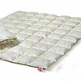Пуховое Одеяло Эко Пух - 140*205 пух 90%, перо 10%, фото 2
