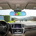 Автомобильный видеорегистратор DVR CT600 ANDROID на 2 камеры   авторегистратор   регистратор в авто, фото 8