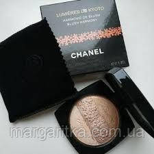 Хайлайтер-бронзер Chanel Lumieres De Kyoto(Копия)шенель люмьер де куто