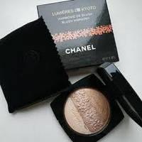 Хайлайтер-бронзер Chanel Lumieres De Kyoto(Копия)шенель люмьер де куто, фото 1
