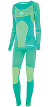 Термобелье VIKING Cloe Set women M green 500165360-1