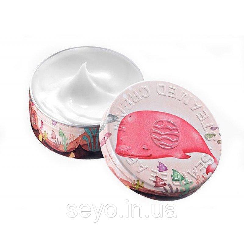 Питательный и защитный крем для лица SeaNtree Art Steam Cream Sample, 35 г